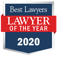 Best Lawyer of the Year 2020